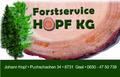 Forstservice Hopf KG