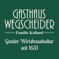 Gasthaus Wegscheider